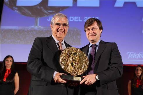 Premio Cordobodeses del año 2011