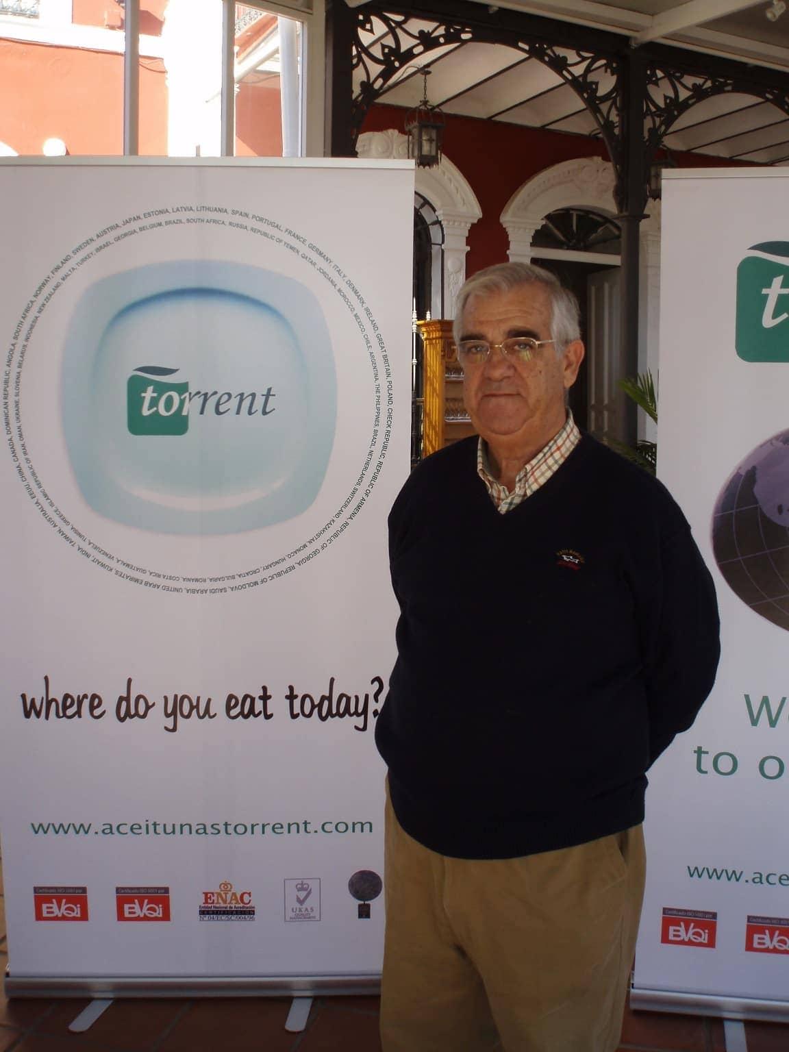 Francisco Torrent Béjar