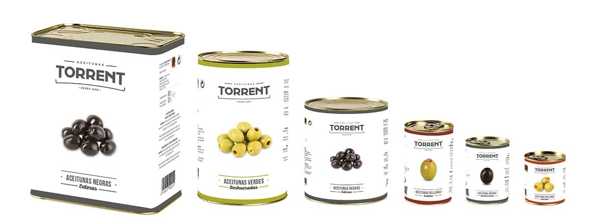 Cans Torrent Olives