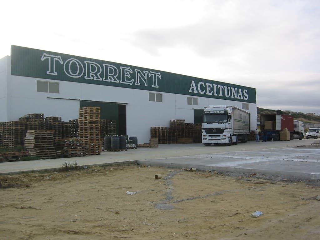 Fábrica de Torrent en Aguilar de la Frontera