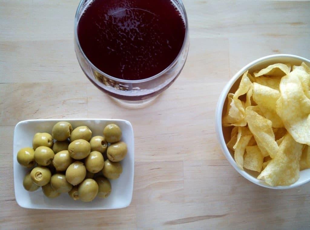 comparativa snacks