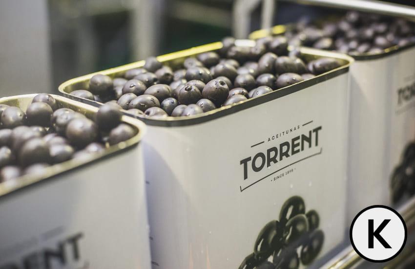 Aceitunas Torrent Olives