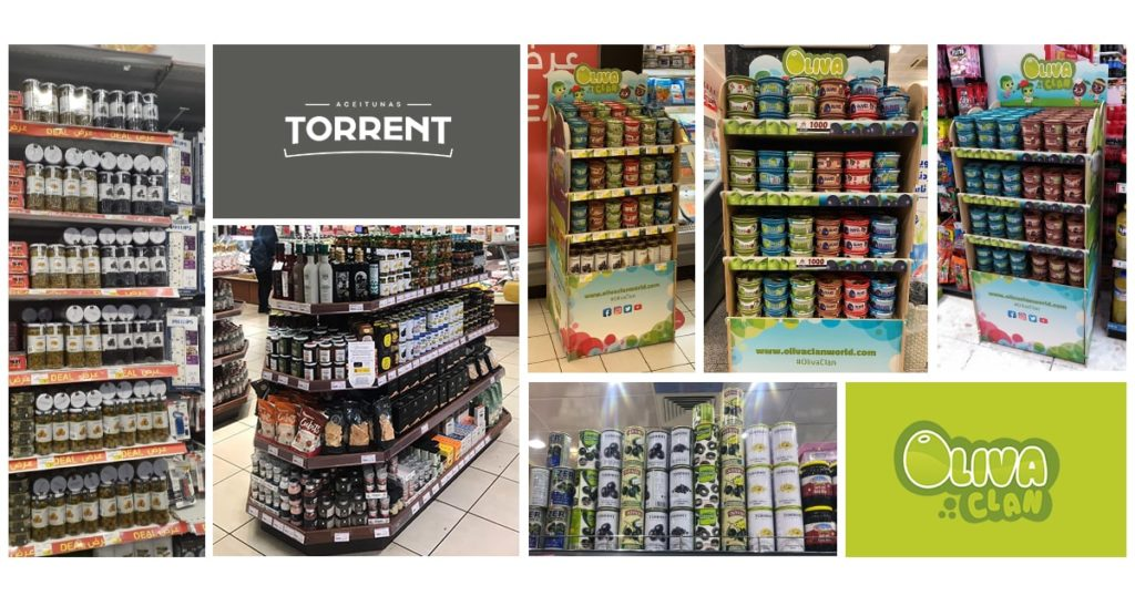 Torrent stand