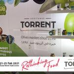 Stand de Torrent en Gulfood|