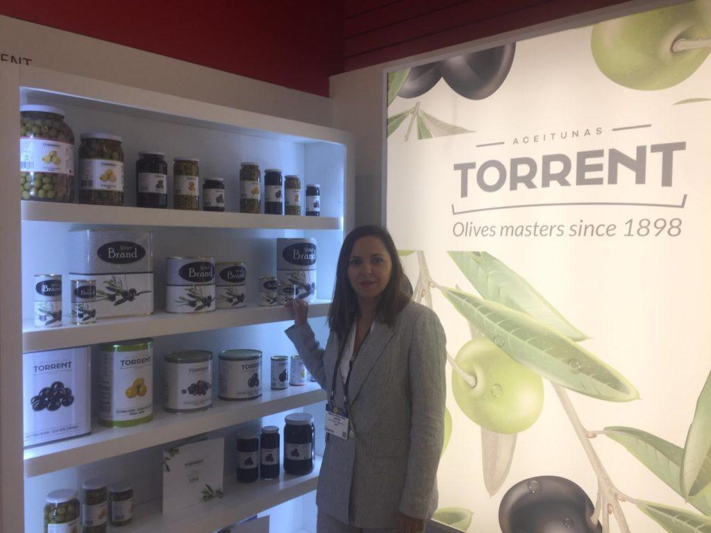 Aceitunas Torrent in PLMA (Amsterdam)
