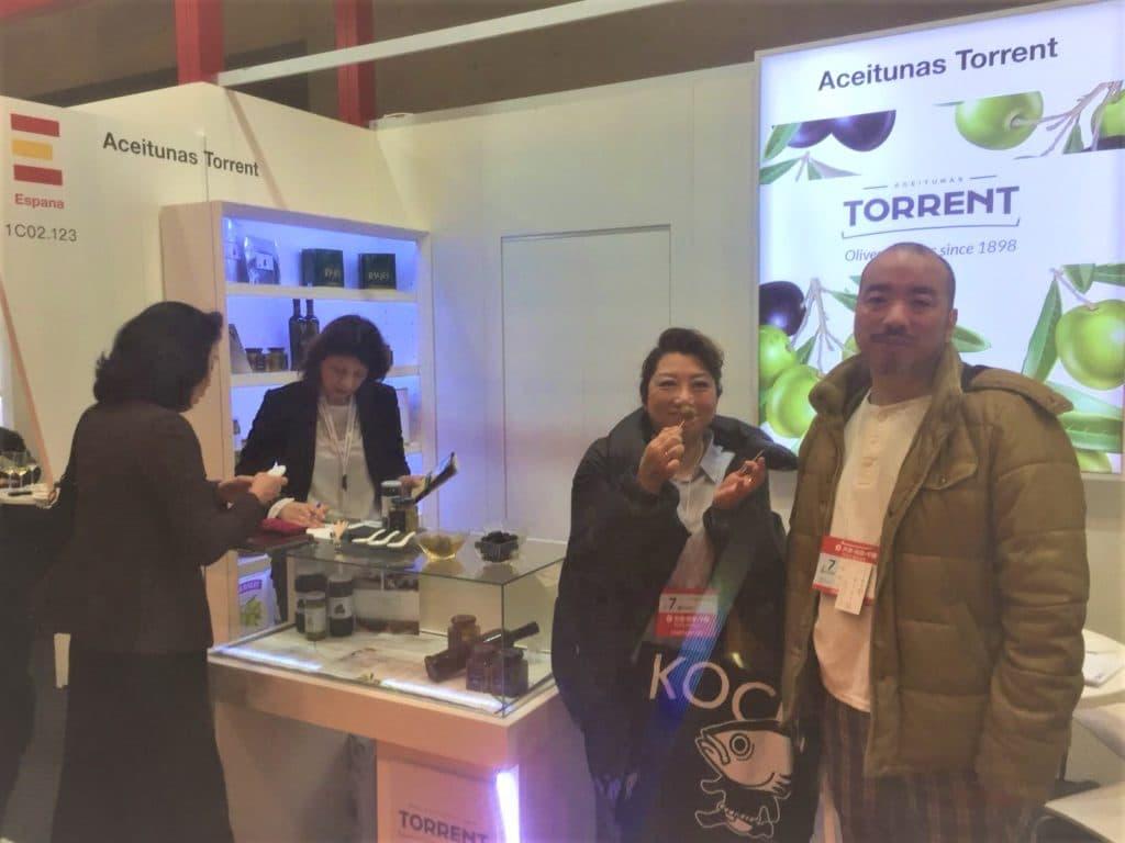 Torrent 1898 lands in Foodex Japan firmly||Torrent 1898 lands in Foodex Japan firmly||