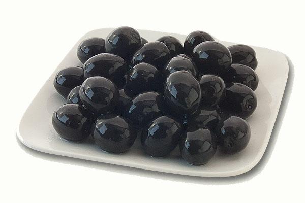 Aceitunas negras enteras|aceitunas negras deshuesadas